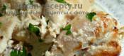 Шкмерули (курица в чесночном соусе по-грузински)