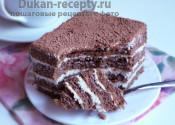 Торт «Фаворит» (шоколадно-кофейно-ореховый)