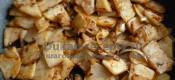 Сельдерей жареный а-ля картошка