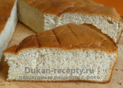 Универсальный бисквит для диеты Дюкана