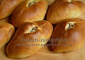 Тесто дрожжевое диетическое от dukan-recepty.ru (для пирожков, пирогов, булочек и т.д.)