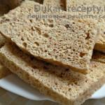 Хлеб быстрый бездрожжевой (в СВЧ)
