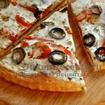 Пицца по Дюкану (без отрубей)