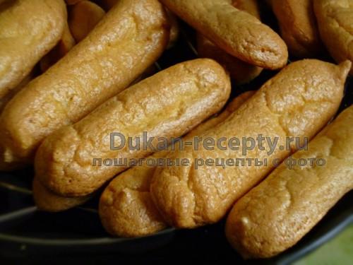 Диетическое печенье савоярди — pic 4