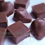 Шоколадные конфеты с желатином
