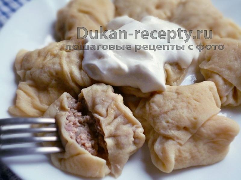 рецепт куриного рулета с отрубями по дюкану