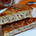 Пирог с консервированной рыбой